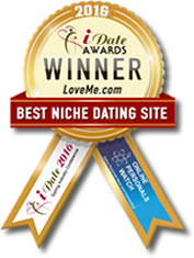 Idate Award Winner - Best Niche Dating Site 2016